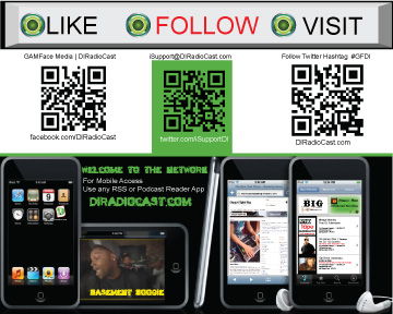 QR Code  marketing promotion allows fans to interact with traditional ads